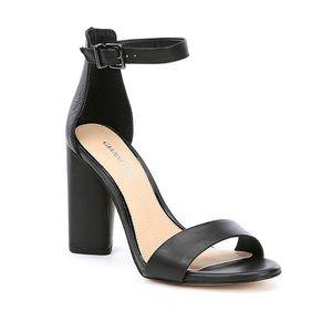 Gianni Bini chunky heel